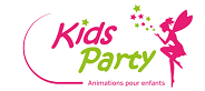 KIDS PARTY Retina Logo