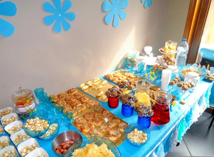Candy Bar Kids Party